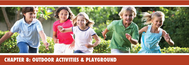 Chapter 8: Outdoor Activities & Playground